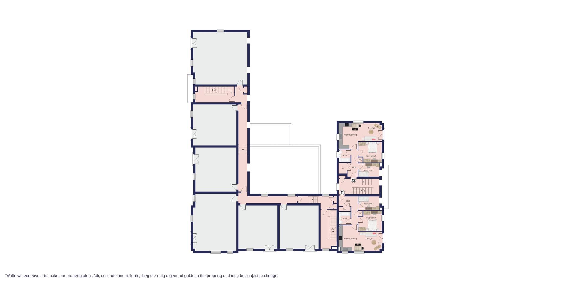 Pinhoe, Exeter_Floor plate_FF_B.jpg